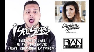 Download Video I See Stars: Everyone's Safe in The Treehouse [POP COVER] - feat. Christina Rotondo MP3 3GP MP4