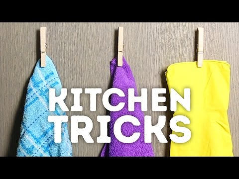 Kitchen tricks that you cannot live without! l 5-MINUTE CRAFTS