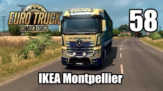 ETS2 V1.31 I MERCEDES BENZ ACTROS I Montpellier #58 [Deutsch/HD]