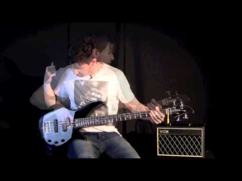 Mike Lyon Demonstrates the Yamaha RBX270 Bass Guitar
