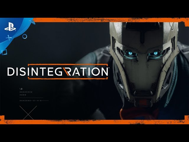 Disintegration - Announcement Trailer | PS4