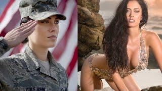 Самый сексапильный сержант в истории вооруженных сил США   The most sexy sergeant in the US Army
