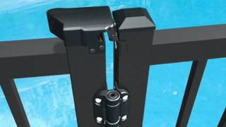 Fence Gate Hinges - Safetech Hardware