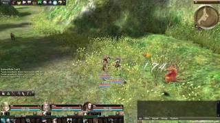 Sword of the New World: Granado Espada Gameplay 2 HD