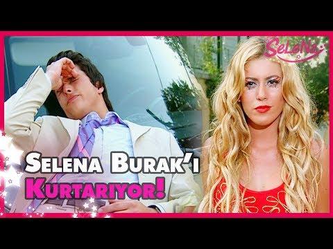 Selena sihir ile Burak'ı kurtardı!