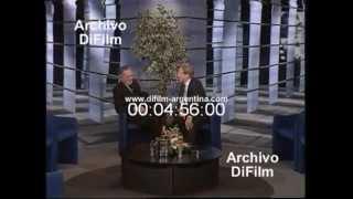 "DiFilm - Alberto Closas ""Volver a vivir"" Bloque 1 parte 1 (1993)"