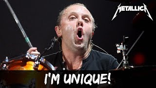 Metallica's Lars Ulrich: I'm NOT Interested In Drumming Ability! I'm UNIQUE!