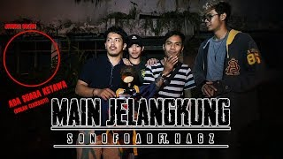 JELANGKUNGNYA GERAK! ft. HAGZ | SODIKAP On The Spot #22