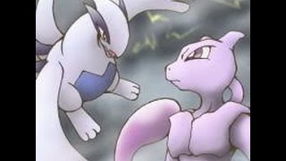 Repeat youtube video MEWTWO AND LUGIA