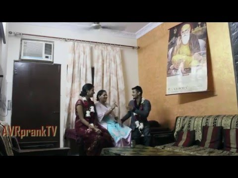 Mix Maza Mom I Got Married Prank