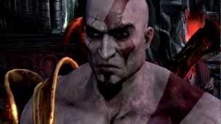God of War 3 Катсцены 720p HD Part 1