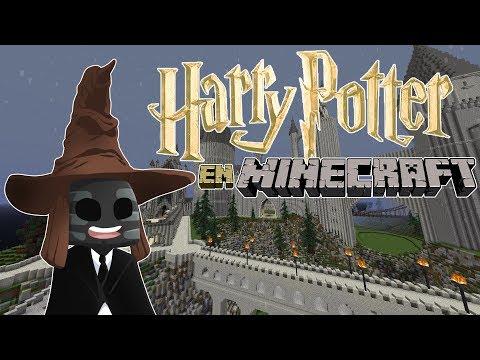 Harry Potter en Minecraft