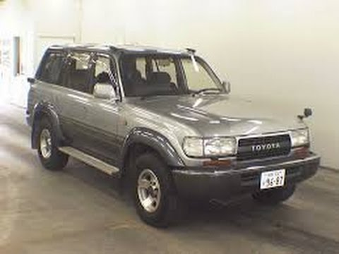 1997 Toyota Land Cruiser GX 4WD Review