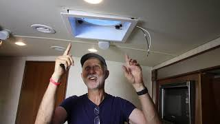 Overview - Installing Fantastic Ceiling Fan in our RV
