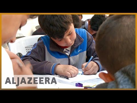 🇯🇴 Jordan expands education access for Syrian refugee children | AL Jazeera English