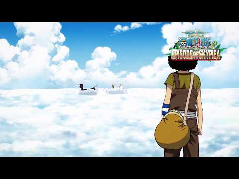 One Piece: Episode of Skypiea Special streaming now on AnimeLab