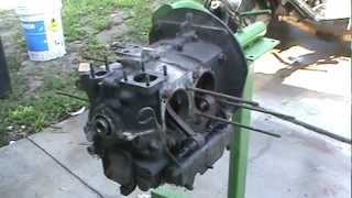 TEARING DOWN THE vw STOCK 1600