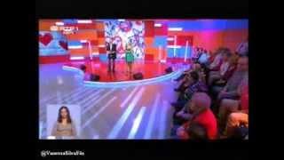 Vanessa Silva & David Antunes - Não Te Quero Mais (Portugal no Coração - RTP1)