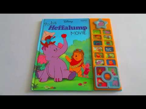 DISNEY Pooh's Heffalump Movie Interactive Play-A-Sound