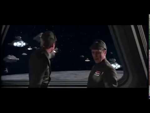 Star Wars Episode 6 crash with Tom Cruise Screaming