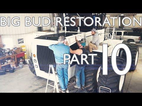 BIG BUD Tractor 🚜 Restoration - Part 10