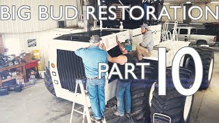 BIG BUD Tractor 🚜 Restoration - Part 10