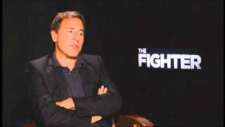 Interview With Director David O. Russell For The Fighter