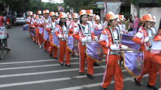 Drum Band SMP Negeri 4 Batang Part 2.MPG
