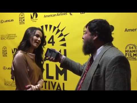 NATALIA OREIRO En Miami Film Festival