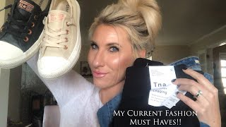 My Current Fashion Must Haves!!!