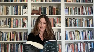 Paula Reads a Letter to Readers about WHEN THE STARS GO DARK