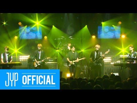 "DAY6 ""버릇이 됐어(Habits)"" Stage @ The 1st Mini Album Showcase"