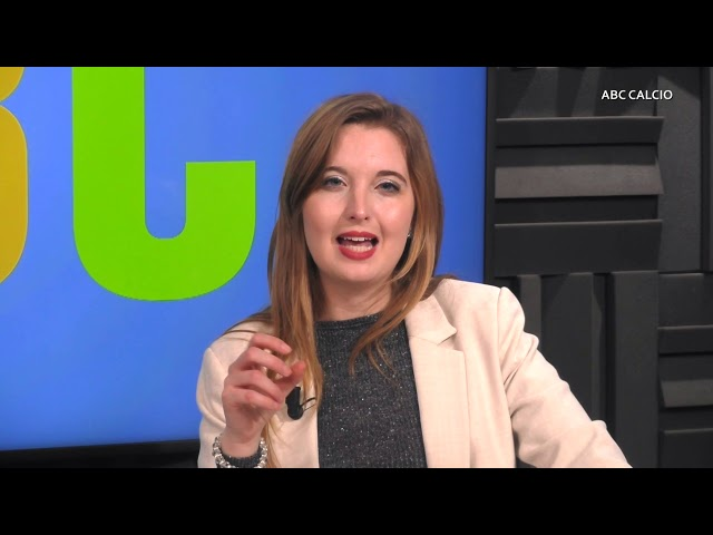 ABC DEL CALCIO – Puntata del 08 Febbraio 2021 (Dott.ssa Elisabetta Pupillo)
