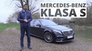 Mercedes-Benz S560 4.0 V8 469 KM, 2017 - test AutoCentrum.pl #364