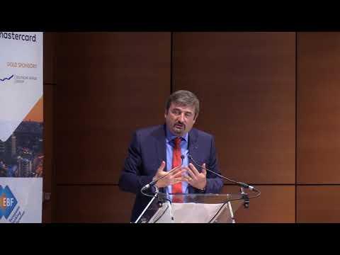 Olivier Guersent, DG FISMA - EBF European Banking Summit 2017