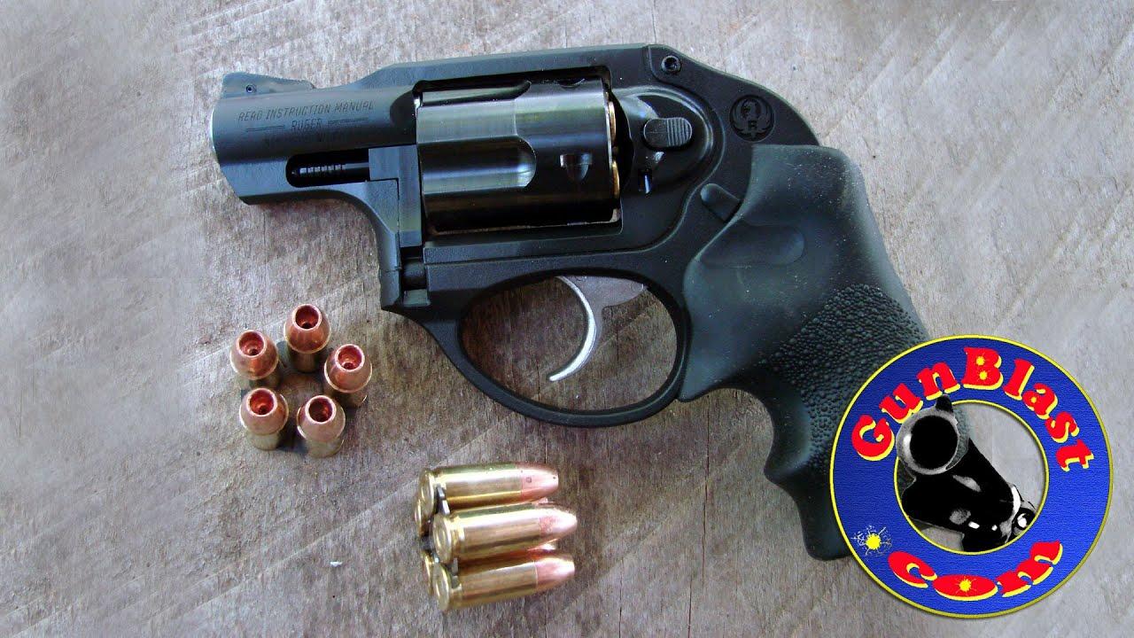 Shooting The Ruger Lcr 9x19mm Five Shot Pocket Revolver