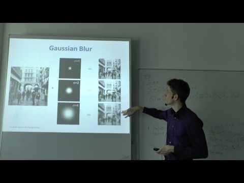 Lecture 5: Visual Navigation for Flying Robots (Dr. Jürgen Sturm)