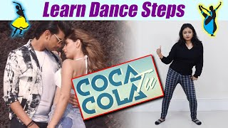 Dance Steps on Coca Cola Tu | कोका कोला तू | Boldsky
