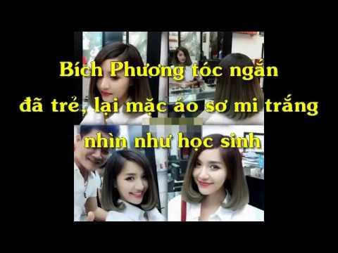 Đi cắt tóc gội đầu vô tình gặp Phi Thanh Vân,Hari Won    chẳng ai dám nhìn