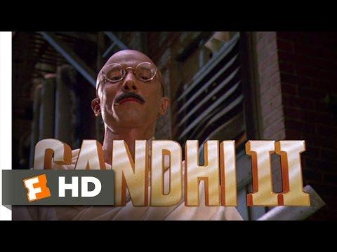 UHF (11/12) Movie CLIP - Gandhi II (1989) HD