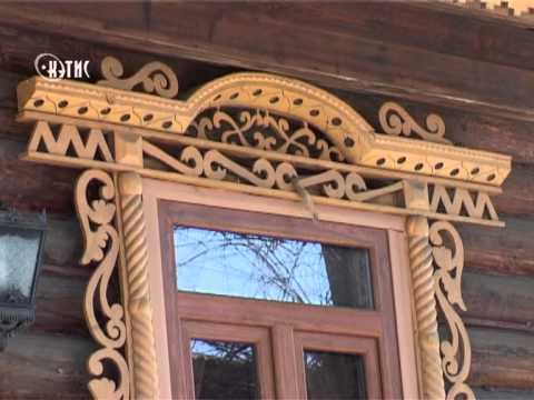видео: Владимирские наличники прославились в интернете