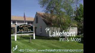 The Lakefront Inn & Motel in Island Pond, VT