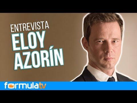 Eloy Azorín desvela cómo es Rafael Sotomayor, su personaje en 'Traición'