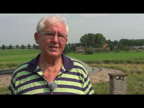 Indieweigeraar Klaas Vonk; fragment van documentaire over Stelling van Amsterdam