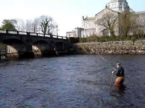 Galway Salmon Angling - Stephen Cullinane
