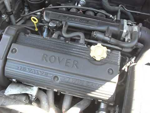 FREELANDER 25 45 75 ROVER K SERIES 1.8 Engine Complete Free P&p 58k