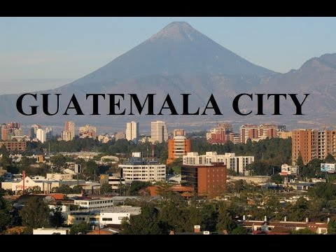 Guatemala City/Central America  (2011)  Part 1
