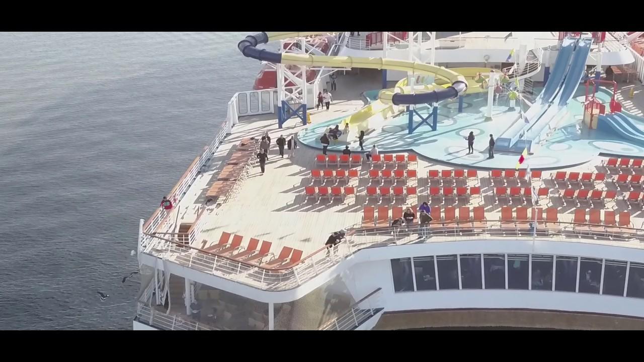 Queen Mary Carnival Cruise Ship Long Beach Ca