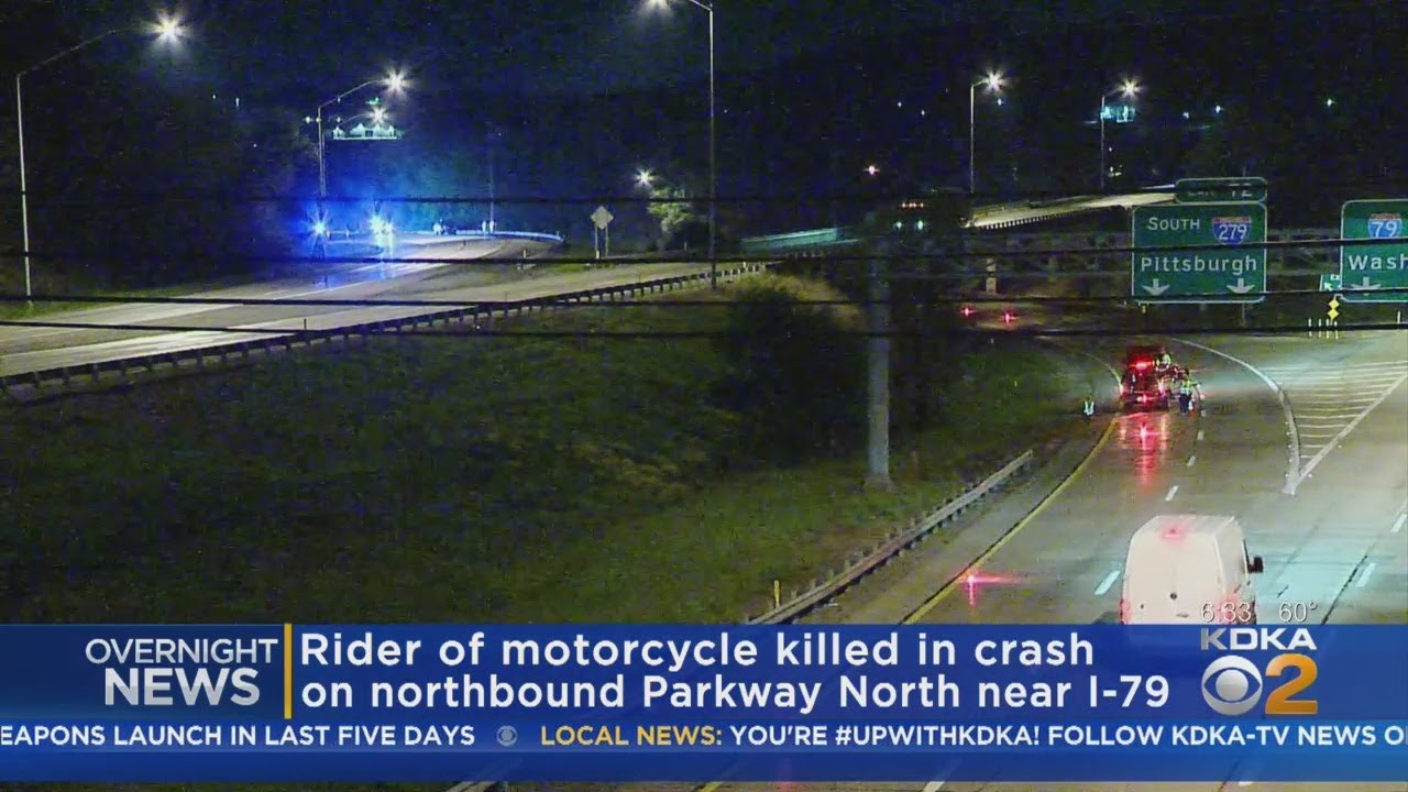 New Details Released In Motorcycle Accident