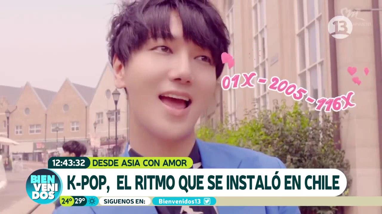 K Pop El Ritmo Coreano Que Se Instalo En Chile Bienvenidos Youtube